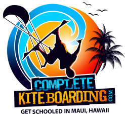 Complete Kite Boarding lessons Maui Hawaii by Troy Schafer