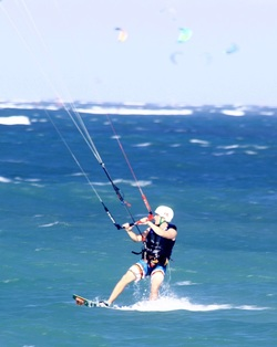 Kite Boarding Instruction