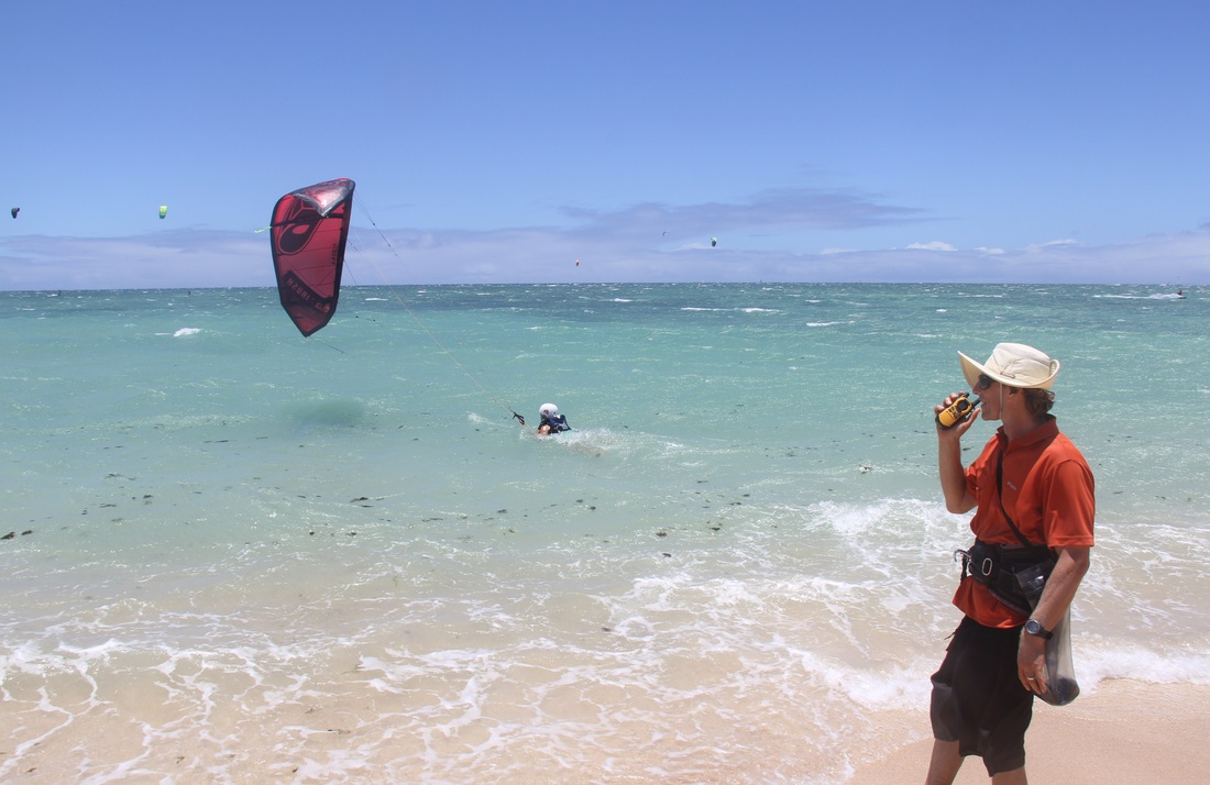 Complete Kite Boarding School Troy