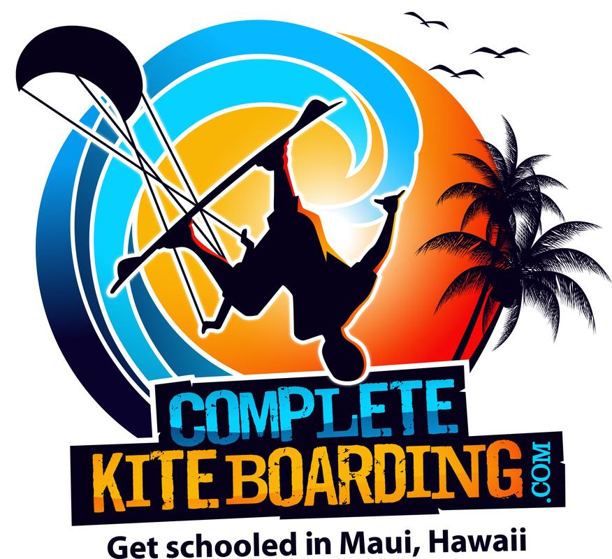 Maui Kite Boarding School and Lessons