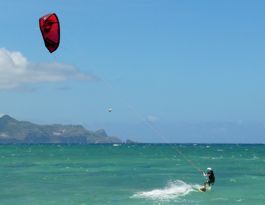 Maui Kite Boarding Lessons Complete Kite boarding Tomas Aguirre 2016 Bridge of the God's Champion