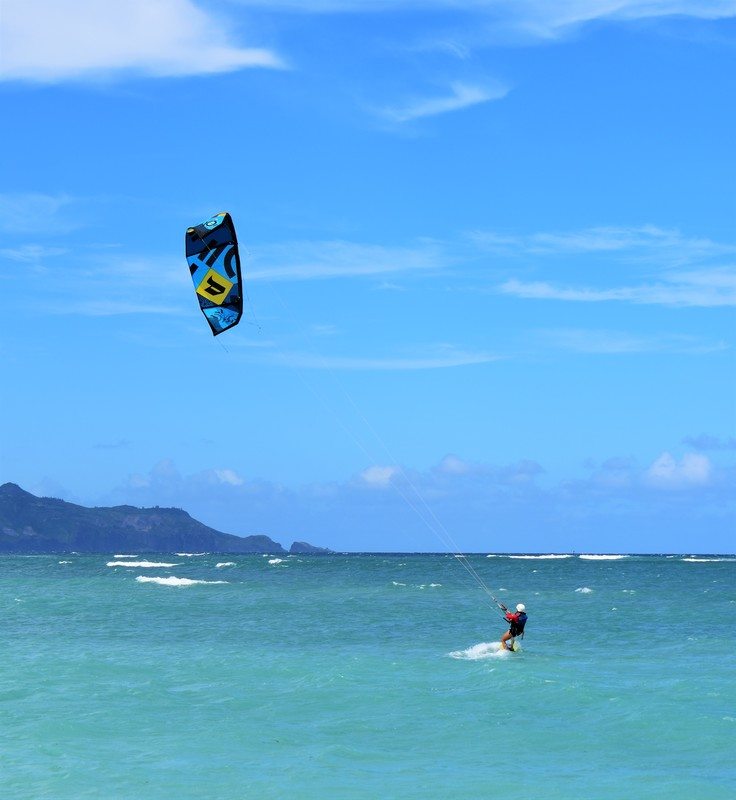 Maui Lindsey Complete Kite Boarding Lessons